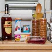 Tarta de chocolate al brandy 2