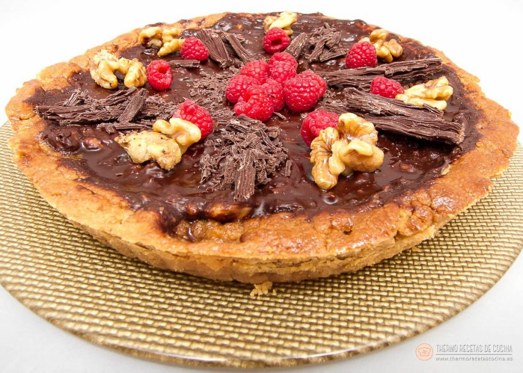 Tarta de chocolate al brandy 11