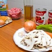 Albóndigas en salsa de tomate en Varoma 2