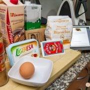 Bizcocho Chocolate y Canela 3