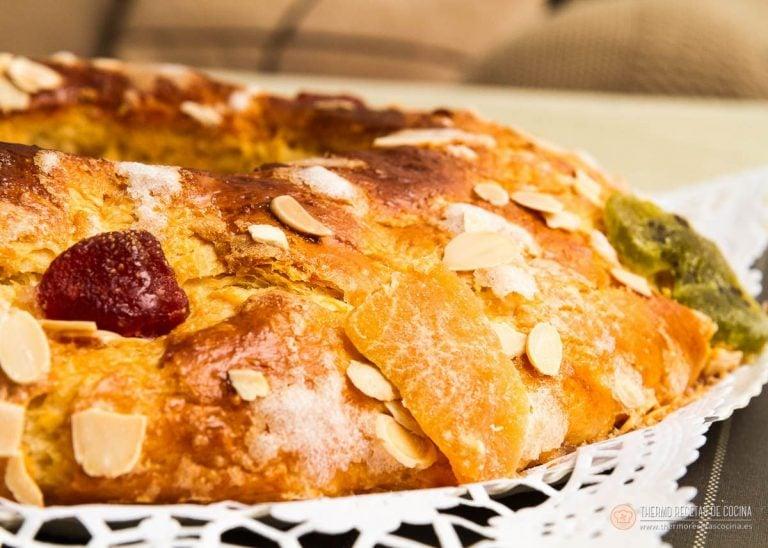 Roscón de Reyes 1