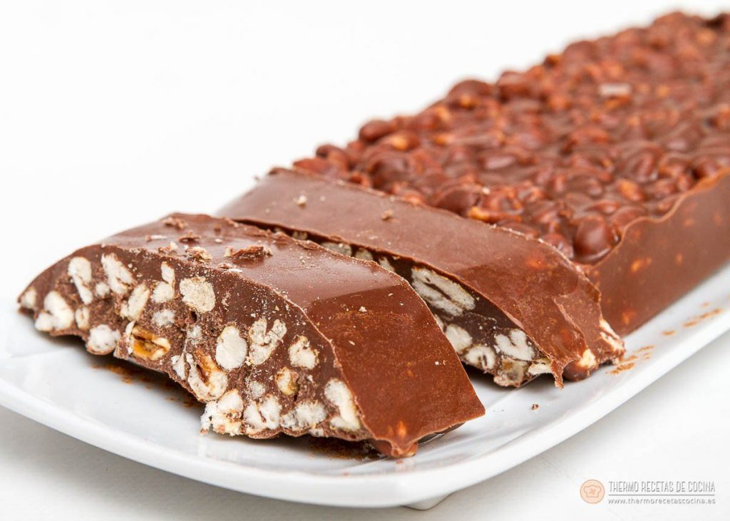 Turrón de chocolate 8