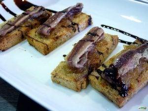 Anchoas del Cantábrico, un placer para el paladar 1