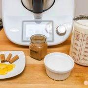 ¿Tardes de calor? Prepara una Leche Merengada con tu Thermomix. 2