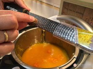 Crema de Calabaza para Thermomix 7